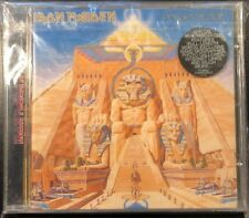 Powerslave [Bonus Video Tracks] by Iron Maiden (CD, Sep-1998, Raw Power) Import