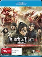 Attack On Titan - Hangeki No Noroshi (Blu-ray, 2016)