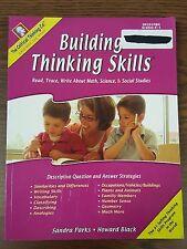 Building Thinking Skills Primary by Sandra Parks; Howard Black Grade K-1