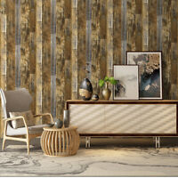 3D Wood Plank Peel and Stick Wallpaper Self Adhesive Vinyl Wall Covering Bedroom