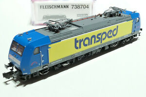 Fleischmann N DB AG 185 518-8 Tansped bunt 738704 NEU OVP
