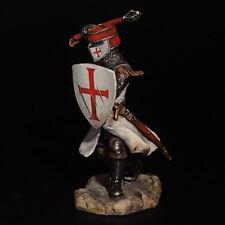 Tin Soldier, knight Templar, 54mm
