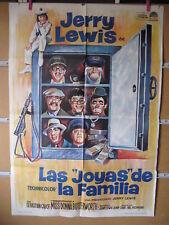 A4268 Las joyas de la familia Jerry Lewis,  Donna Butterworth,  Sebastian Cabot,
