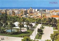 Greece Patras Place Psila Alonia Promenade Panorama