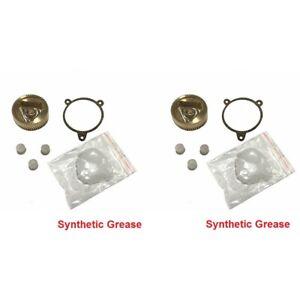 Headlight Motor Repair Brass Gear w/Lithium Grease Both Sides For 88-96 Corvette