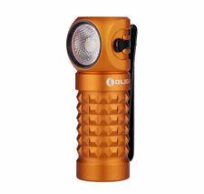Olight Perun Mini Orange Headlamp, flashlight, EDC, Hiking, Camping, 1000 Lumens