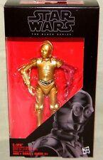"STAR WARS ROGUE ONE BLACK SERIES 6"": C-3PO (RESISTANCE BASE)  #29"