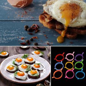 Silicone Fried Egg mould Eiformer kitchen gadgets Fried D6F0 T6U9