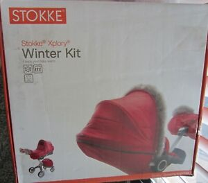 STOKKE XPLORY WINTER KIT - Red