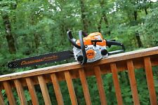 PILTZ Stihl MS180 HOT SAW 20 inch Stihl bar and Chain Perfect CHAINSAW