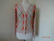 designer cashmere cardigan by Pringle size S must see !! expensive /