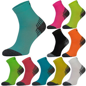 COMODO - Compression Running Low Ankle Socks | Lightweight | Mens & Womens