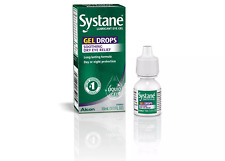 Systane Gel Drops Lubricant Eye Gel - 0.34 oz EXP: 5/2021 and up