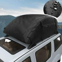 Designed in California 100/% Waterproof Heavy Duty Car /& SUV Roof top Luggage Storage Roof Dry Bag Cargo Carrier Extra Wide Straps FE Active Cargo Rooftop Carrier USA Road Trips Travel Camping