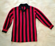 AC MILAN Boy-Youth Italian long sleeves Soccer jersey purchased in Italy
