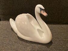 New listing Royal Copenhagen Porcelain Swan Figurine Collectible Denmark