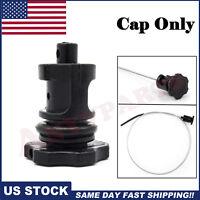 Transmission CAP COVER TOP PLUG Filler Tube Fluid Dipstick Tool Replacement US