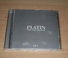 CD Album - Platin - The very Best Of - CD1 - Sampler - Madonna - Phil Collins ..