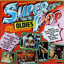 Super Pop Oldies Vol. 2 - Same - LP - washed - cleaned - L3142