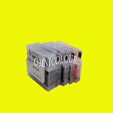 4 cartouche compatible rechargeable avec puce/encre pour HP950 951 HP 950 8100