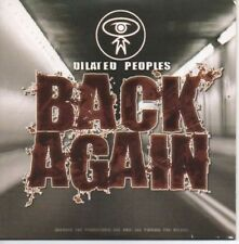 (AH65) Dilated Peoples, Back Again - DJ CD