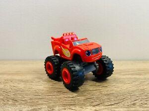 Blaze - Blaze and the Monster Machines Red Truck Diecast Die Cast