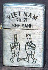 ZIPPO AUTHENTIQUE GUERRE VIETNAM