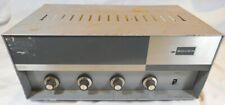 Working Tested - 1960 - Mono Vacuum Tube Bogen Mu 160 30 Watt Guitar Or Pa Amp