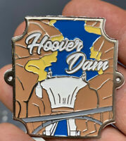 Hoover Dam Nevada Tourist Hiking Medallion