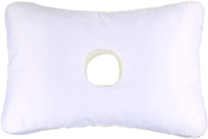 Pillow With A Hole For CNH And Ear Pain Ear Inflammation Pressure Sores Side New