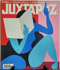 Juxtapoz Art + Culture December 2016 Parra Frank Stella FREE SHIPPING sb