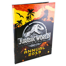 Jurassic World Fallen Kingdom Annual 2019 Hardback, Activities, Games, Puzzles,