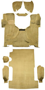 1996-2005 Chevrolet Astro with Engine Cover Cutpile Replacement Carpet Kit