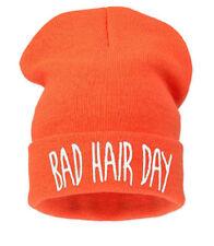Accessoires Bonnet orange pour homme   eBay 1f6b29530c3