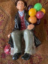 Vintage Royal Doulton Figurine The Balloon Man Hn1954