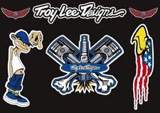 Troy Lee Designs Bike Bicycle Frame Decal Stickers Graphic Adhesive Set Vinyl #7
