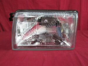 NOS OEM Mitsubishi Cordia, Tredia Headlamp Light 1986 - 88 Left Hand