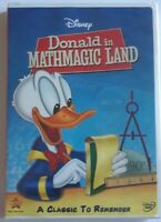 Disney Donald in mathmagic land DVD