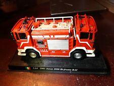 Feuerwehrauto 1:64 Janus 4000 Bi-Fronte Bai Italien 2001 (jb201)