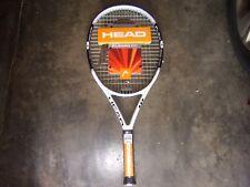 Holy Grail/New/Head Liquidmetal 10 125 Super Oversize Tennis Racquet 41/2