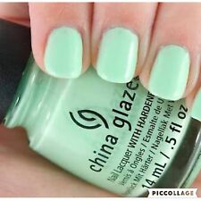 China Glaze HIGHLIGHT OF MY SUMMER 81328 (14ml) New: Freepost Australia