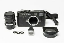 【Near Mint】Leica M4-2 35mm Rangefinder Film Camera & 28mm Lens w/ Accessories