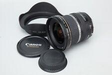 Canon EF-S EFS 10-22mm f/3.5-4.5 USM Lens, For 1200D 700D 60D 70D 80D 7D MK2