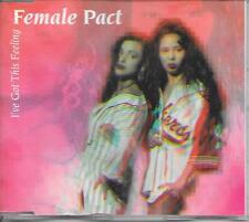 FEMALE PACT - I've got this feeling CDM 4TR Eurodance 1994 (Alabianca) Holland