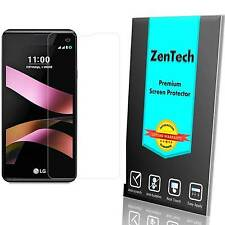 4X ZenTech® Clear Screen Protector Guard Shield Film Armor Saver For LG X Style