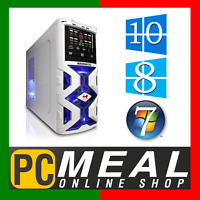 INTEL Core i5 7400 Max 3.5GHz GT710 2GB 1TB 8GB Gaming Computer Quad Desktop PC