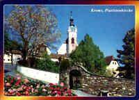 Kirchen Bauwerk Motiv Kirche Piaristenkirche KREMS in d. Wachau Niederösterreich