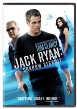 Jack Ryan: Shadow Recruit [New DVD] Ac-3/Dolby Digital, Dolby, Dubbed, Subtitl