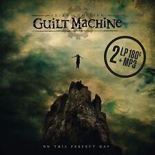ARJEN'S GUILT MACHINE LUCASSEN-ON THIS PERFECT DAY 2LP 180 GR.BLACK VINYL+MP3