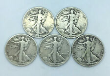 1929-S Walking Liberty Half Dollars (Fine Or Better) - Choose How Many